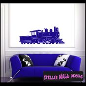 Trains NS022 Wall Decal - Wall Sticker - Wall Mural SWD
