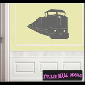 Trains NS024 Wall Decal - Wall Sticker - Wall Mural SWD