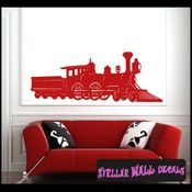 Trains NS026 Wall Decal - Wall Sticker - Wall Mural SWD