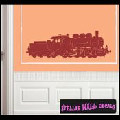 Trains NS028 Wall Decal - Wall Sticker - Wall Mural SWD