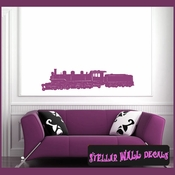 Trains NS029 Wall Decal - Wall Sticker - Wall Mural SWD