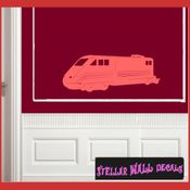 Trains NS031 Wall Decal - Wall Sticker - Wall Mural SWD