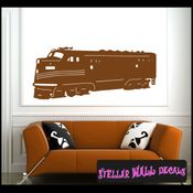 Trains NS032 Wall Decal - Wall Sticker - Wall Mural SWD