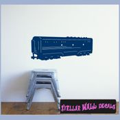 Trains NS033 Wall Decal - Wall Sticker - Wall Mural SWD