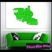 Trains NS035 Wall Decal - Wall Sticker - Wall Mural SWD
