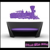 Trains NS036 Wall Decal - Wall Sticker - Wall Mural SWD