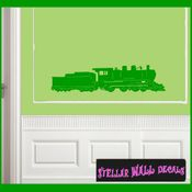 Trains NS037 Wall Decal - Wall Sticker - Wall Mural SWD