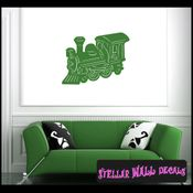 Trains NS038 Wall Decal - Wall Sticker - Wall Mural SWD