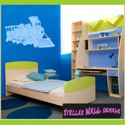 Trains NS042 Wall Decal - Wall Sticker - Wall Mural SWD