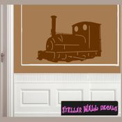 Trains NS043 Wall Decal - Wall Sticker - Wall Mural SWD