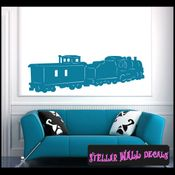 Trains NS044 Wall Decal - Wall Sticker - Wall Mural SWD