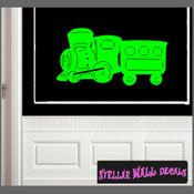 Trains NS045 Wall Decal - Wall Sticker - Wall Mural SWD