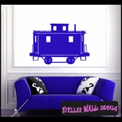 Trains NS047 Wall Decal - Wall Sticker - Wall Mural SWD