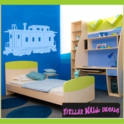 Trains NS048 Wall Decal - Wall Sticker - Wall Mural SWD