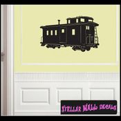 Trains NS049 Wall Decal - Wall Sticker - Wall Mural SWD