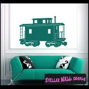 Trains NS051 Wall Decal - Wall Sticker - Wall Mural SWD