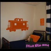Trains NS052 Wall Decal - Wall Sticker - Wall Mural SWD