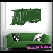 Trains NS054 Wall Decal - Wall Sticker - Wall Mural SWD