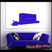 Trains NS057 Wall Decal - Wall Sticker - Wall Mural SWD