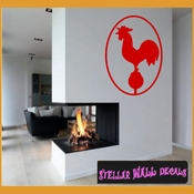 weather vane mill ANTIQUES Vinyl Wall Decal - Wall Sticker - Car Sticker AntiquesMC017 SWD