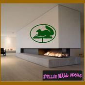 weather vane mill ANTIQUES Vinyl Wall Decal - Wall Sticker - Car Sticker AntiquesMC025 SWD