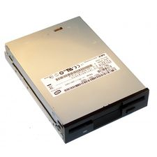 NEC FD1231M 1.44MB Floppy Disk Drive with black