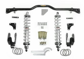 1967-72 A-Body Rear Coilover Kit for a Moser Differential  Part #COR-672QM