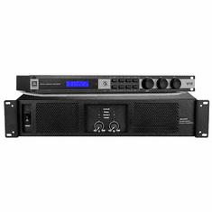 "JBL4000 Series Professional Class D 800W + 800W Power Amplifier + JBL KX180 Professional Digital Key Pitch Karaoke Processor, EQ, Mixer <font color=""#FF0000"">Best Power Amplifier + Digital Processor</font> Anti-Feedback"
