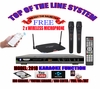 "SINGTRONIC KTV-9000UHD PROFESSIONAL 2TB HARD DRIVE KARAOKE WITH UHF-550 WIRELESS MICROPHONE <font color=""#FF0000""><b><i>NEWEST MODEL: 2019 FREE: 40,000 SONGS</i></b></font>"