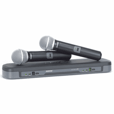 "Shure BLX-288/58 Professional Dual UHF Vocalist Wireless Microphone Karaoke System <b><i><font color=""#FF0000"">Model: 2020 Karaoke Edition</font></i></b>"