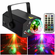 "Singtronic L.E.D Party Big Laser Spot Disco Light with Remote Control & Sync Music Beat <font color=""#FF0000""><i><b>Newest: 2020</b></i></font>"