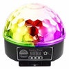 Singtronic L.E.D Party Disco Ball Light with Remote Control & Sync Music