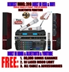 """SINGTRONIC PROFESSIONAL COMPLETE 3000 WATTS KARAOKE SYSTEM <font color=""""#FF0000""""><b><i>MODEL: 2019 LOADED OVER 80,000 SONGS</i></b></font> WIFI, HDMI & RECORDING, BLUETOOTH, OPTICAL FUNCTION"""