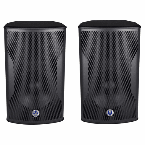 """Singtronic PS-888Pro Professional 2000W Power Karaoke Speaker Built in 10"""" Super Bass + High Frequency Compressor (Pair)"""