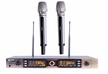 """SINGTRONIC UHF-4500 PROFESSIONAL DIGIAL DUAL WIRELESS MICROPHONE KARAOKE SYSTEM <b><i><font color=""""#FF0000"""">NEWEST RELEASE: 2019 GOLD COLOR BUILT IN FEEDBACK CONTROL</font></i></b>"""