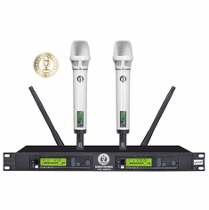True Diversity Wireless Microphone
