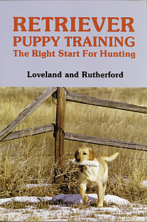 Books - Retriever Puppy Training