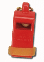 Roy Gonia Commander Red Whistle
