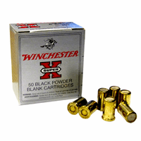 Winchester 32 Blanks: 100 Boxes/5000 Rounds