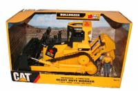 Cat Motorized Skid Steer Bulldozer with 8 Functions + Worker