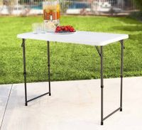 Lifetime 4-Foot folding Table