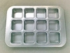 12 Square Muffin Pan by Fat Daddio's
