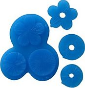 3 In 1 Floramat Veining Mat Set by First Impressions Molds  (FMV127)