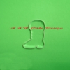 "4"" Boot Cookie Cutter"