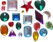Assorted Gem Set 2 by First Impressions Molds  (GP102)