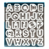 Ateco Large Alphabet Set #5770