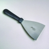 "ATECO Pastry Scraper (AT 1319) w/ 4"" wide blade"