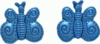Butterfly Set 8 by First Impressions Molds  (A298)