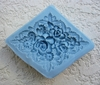 Diamond Roses Mold (SM-070) by Sunflower Sugar Art