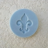 Fleur De Lis Mold (M-078) by Sunflower Sugar Arts
